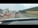 Саранск-Пенза, авария.