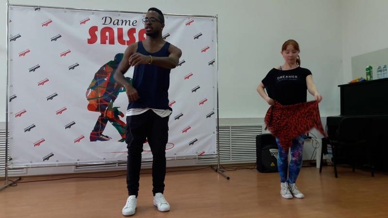 20180401_142539 Мастер-класс по Salsa от Adonis Santiago в Пензе