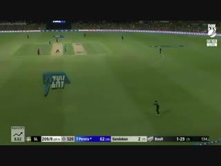 Ничего особенного, просто сгорающий в атмосфере военный спутник Минобороны РФ попал в трансляцию матча по крикету в Новой Зеланд