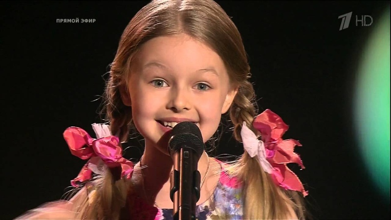 Таисия Подгорная. Ёжик резиновый - Финал - Голос Дети - Сезон 3