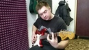 Сергей Стальченков (ученик школы игры на гитаре Just Play)