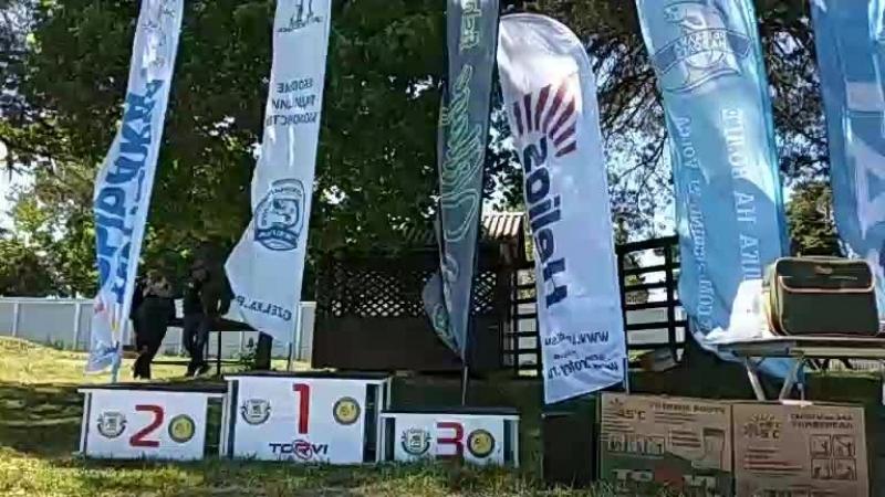 Весенний Кубок РСК Клёвое Место Награждение