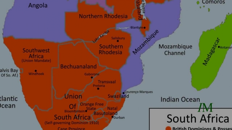 The Boers the Veld and the Looming South African Genocide March 2018