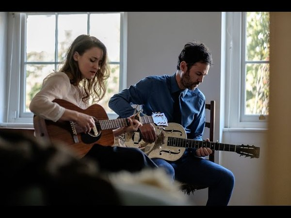 Dawn Landes and Piers Faccini Heaven's Gate Acoustic Session