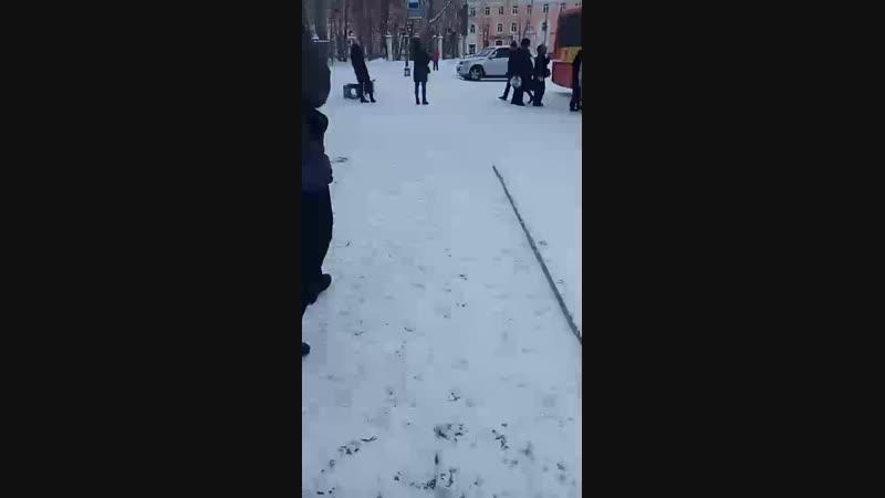 Комсомольск-на-амуреПрогулкаВыходнойХорошоТамГдеМыЕсть
