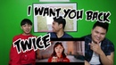 TWICE I WANT YOU BACK M V REACTION REAL ONCE FANBOYS
