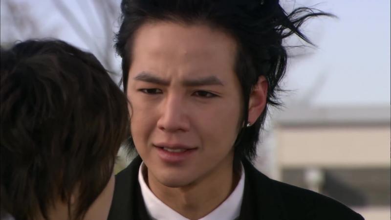 Jang Keun Suk Park Shin Hye 'Confession'_You're Beautiful, ep.14,19.11.2009_SBS
