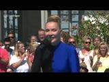 Whigfield Saturday Night (ZDF-Fernsehgarten 12.08.2018)