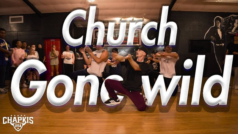 Church Gone Wild by 1K Phew Tonio | Chapkis Dance | Greg Chapkis Williams Fam