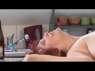 German Shorthair-redhead Bbw-granny Fucked by Black
