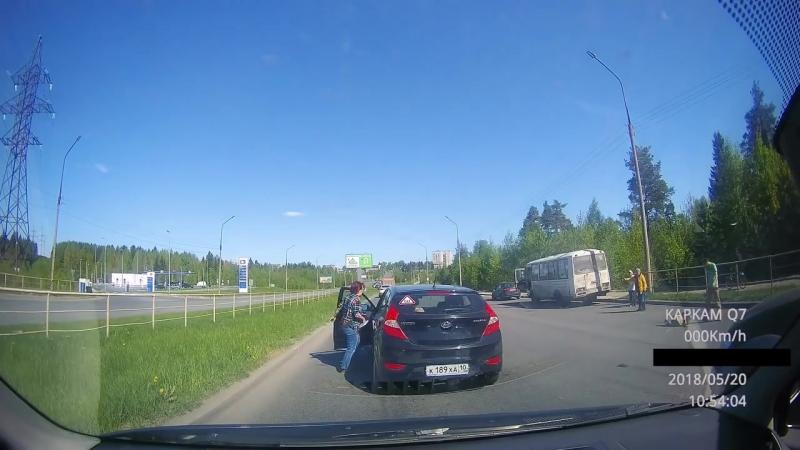 ДТП на Лесном проспекте со смертельным исходом 20 мая 2018