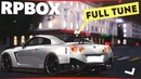 Сколько стоит полный тюнинг Nissan GTR на РП БОКС Неон Винил | 93 RP BOX🔞