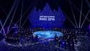 Церемония открытия 42-й Всемирной Шахматной Олимпиады