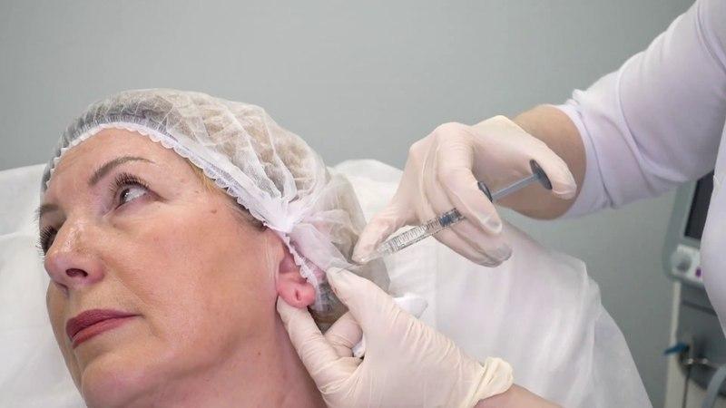 Урок красоты Ирины Аксененко №3. Как исправить возрастные изменения ушных мочек?