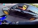 Mitsubishi EVO 8 vs Yamaha R6 Racing in CityMusicalClipTopOneMix