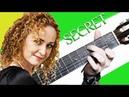 Secret Garden на Гитаре Разбор