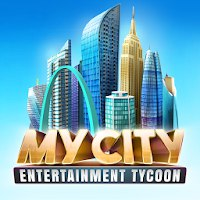 Install  My City - Entertainment Tycoon [Мод: много денег]
