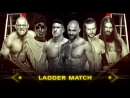 NXT: TakeOver New Orleans- Adam Cole vs EC3 vs Killian Dain vs Lars Sullivan vs Ricochet vs Velveteen Dream