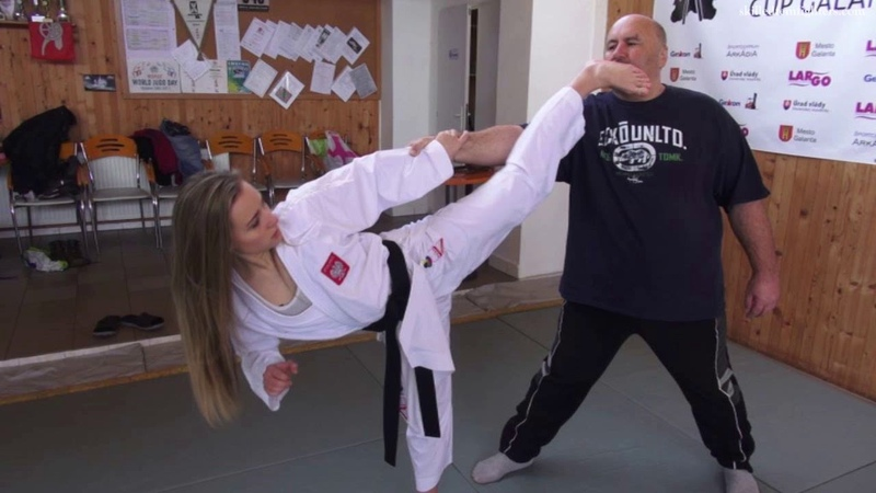 Ema karate action part. 1 preview