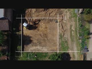 Плитный фундамент - пример возведения, технология и последовательность работ