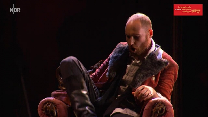George Frideric Handel – Lotario – Act I (Händel-Festspiele Göttingen, 2017)