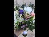 Букет невесты для Даши 29.09.18