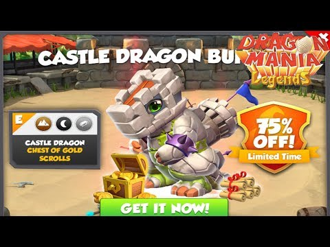 Oh My God! Awesome offer! But  Costs real money! | Dragon Mania Legends