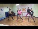 CARDIO DANCE MIX студия танца X-Revolution