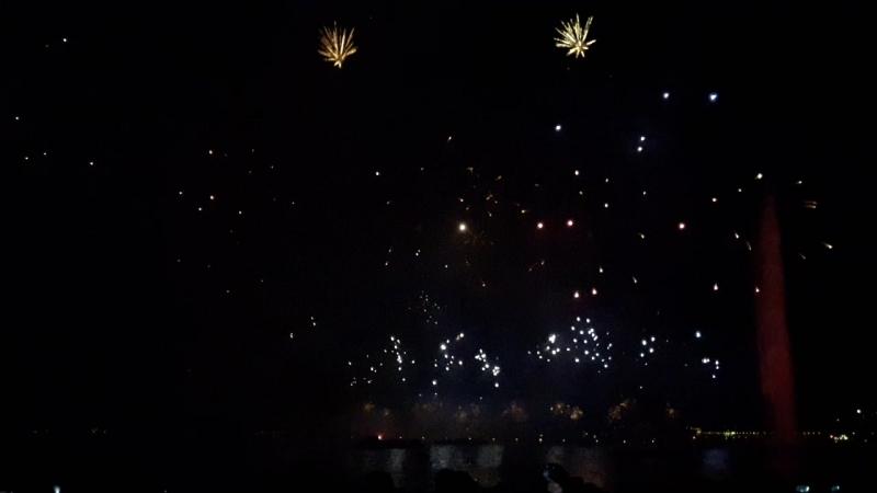Geneva Grand Fireworks 2018