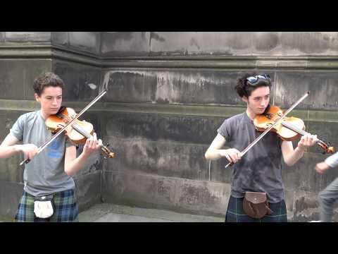 Scottish Fiddle Players Festival Fringe Edinburgh Scotland