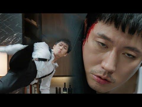 장혁, 악덕 사채업자 류승수에 칼 맞고 '일촉즉발 위기' 《Wok of Love》 기름진 멜로 EP13-1