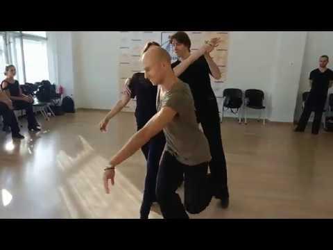 Хастл в Москве | Лукьянова Анастасия | b-jam