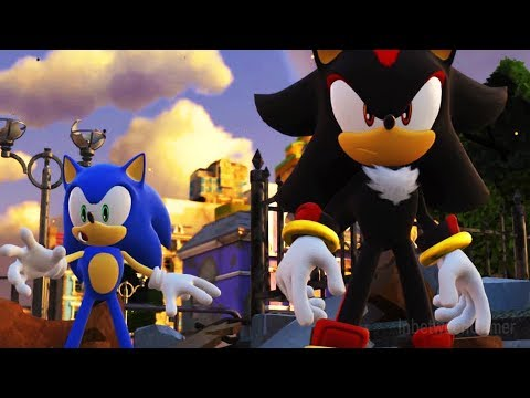 Sonic Forces - Full Movie All Cutscenes Cinematics Episode Shadow DLC