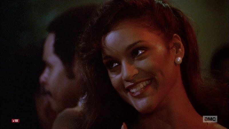 Cuerpo y alma (1981) Body and Soul sexy escene 02 Jayne Kennedy