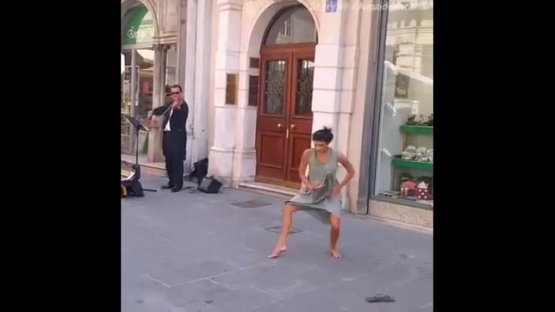 Balé na rua