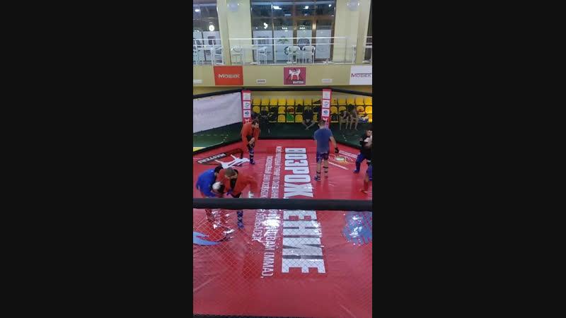 Подготовка к Чемпионату мира по БОЕВОМУ САМБО в завершающей стадии Скоро - выезжаем в Дагестан