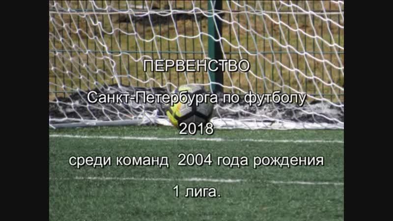 2018 Все голы Динамо-2004