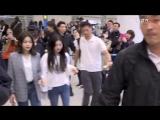 180408 Irene, Seulgi, Wendy, Yeri (Red Velvet) @ Incheon Airport