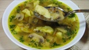 Гречневый суп с грибами и картофельными клёцками Ну очень Вкусно и Просто