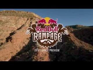 Red Bull Rampage - превью трассы