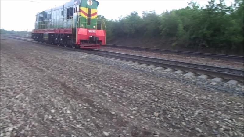 Железные дороги Самары. 2018 год (1 часть)