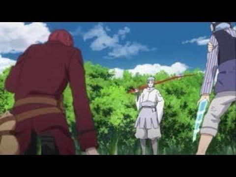 Boruto「AMV」Gaara e Chojuro vs Urashiki _ Boruto: Naruto Next Generat. - From to ashes to new Crazy