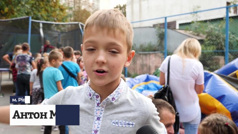 Дитяче свято в Рівному від церкви Христос є відповідь