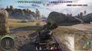 World of Tanks PS4 M26 Pershing три отметки ***