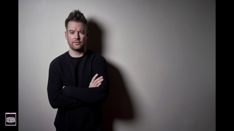 BackstageAxxess interviews David Cook