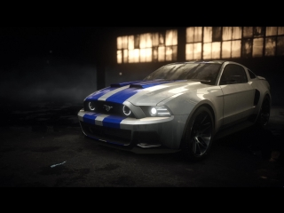 Ford Mustang GT 2014 NFS Movie Car (4K)