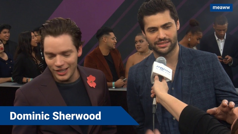 Dominic Sherwood and Matthew Daddario tease MALEC future and lie about Clary's fate