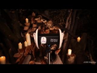 [ASMR KittyKlaw] АСМР 🎧 Уютный ТАППИНГ по дереву 🌳 | ASMR 🎧 🕯 Comfort TAPPING on wood 🌱