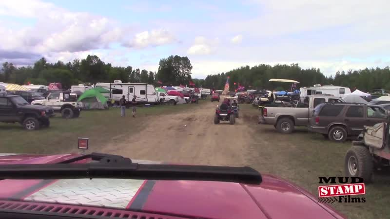 Trucks n People- Thursday Michigan Mud Jam 2015