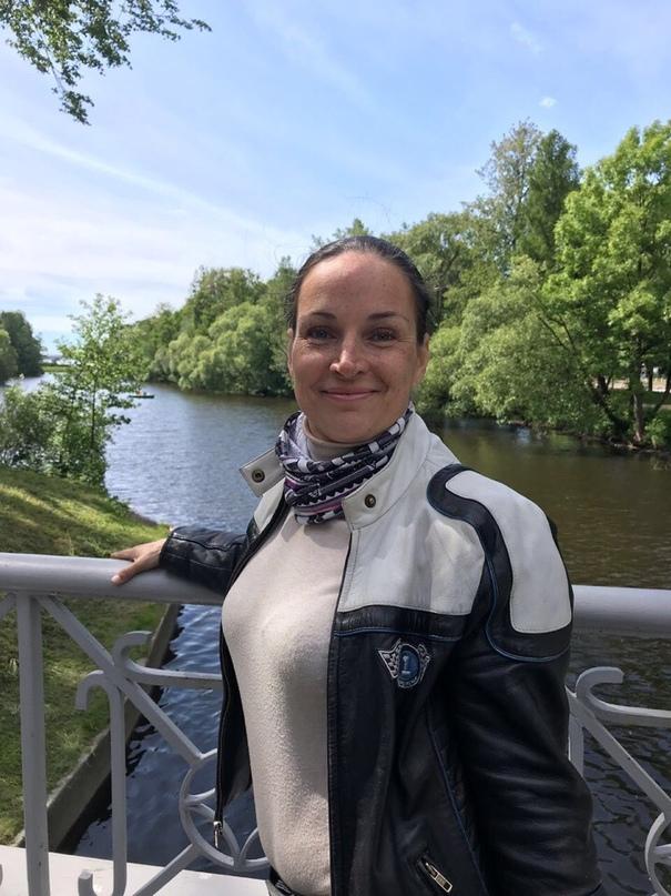 Ольга Машкова   Санкт-Петербург